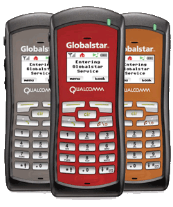 global star satellite phone rental in Alberta