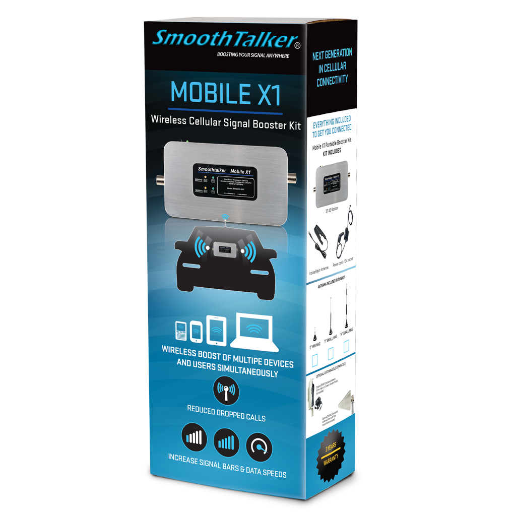 mobile x1 cellular booster